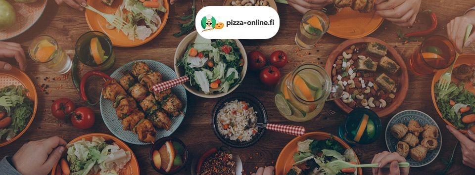 Pizza Online alennuskoodi