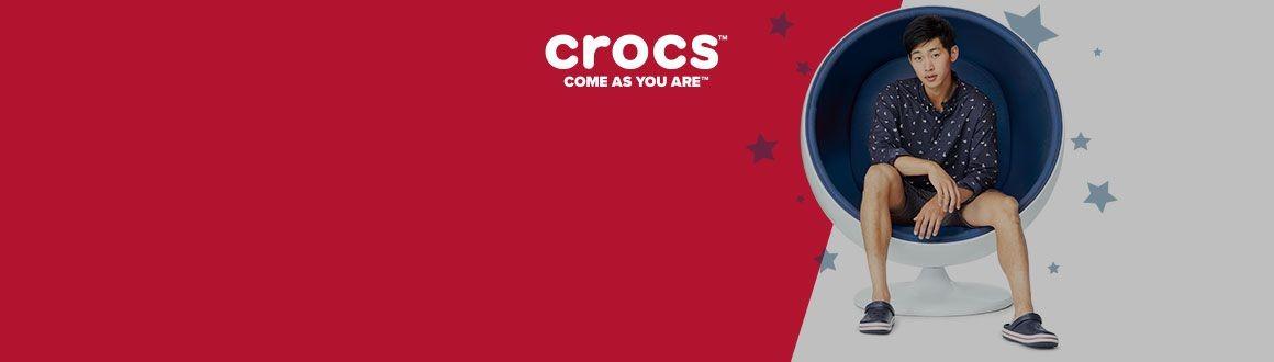 Crocs alennuskoodi