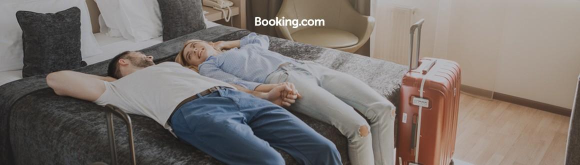 Booking.com alennuskoodi