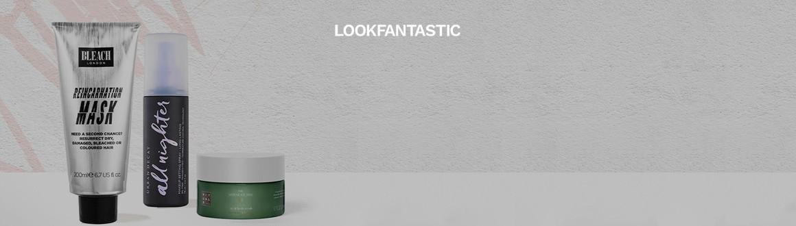 Lookfantastic alennuskoodi